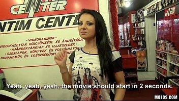 Morena safada fazendo filme porno com seu amigo
